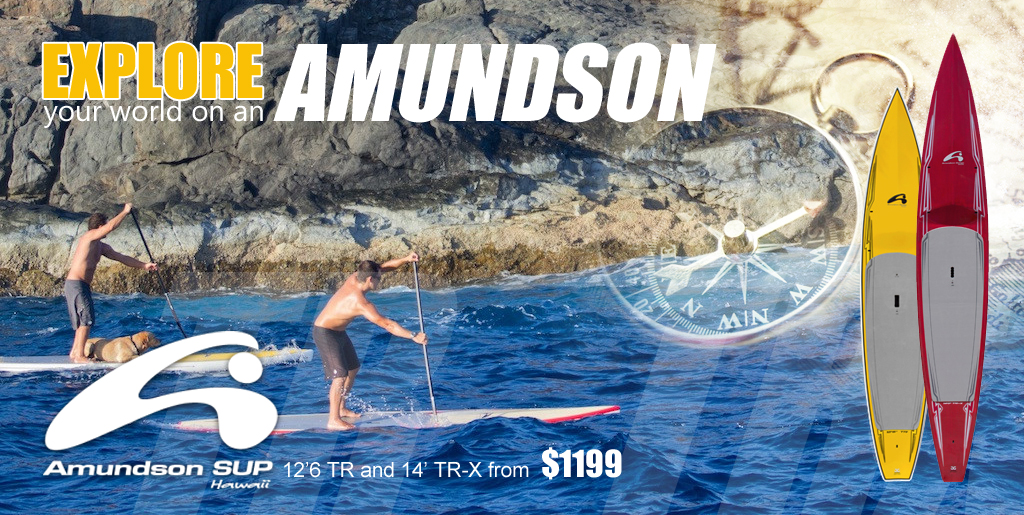 Amundson TRs are on SALE