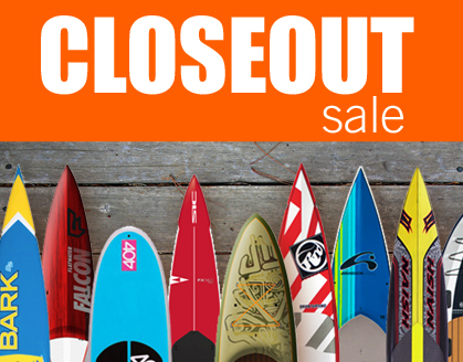 Paddleboard Specialists Closeout