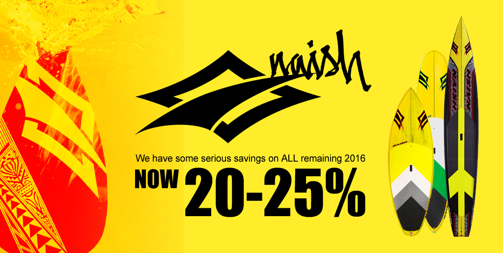 2016 Naish on SALE