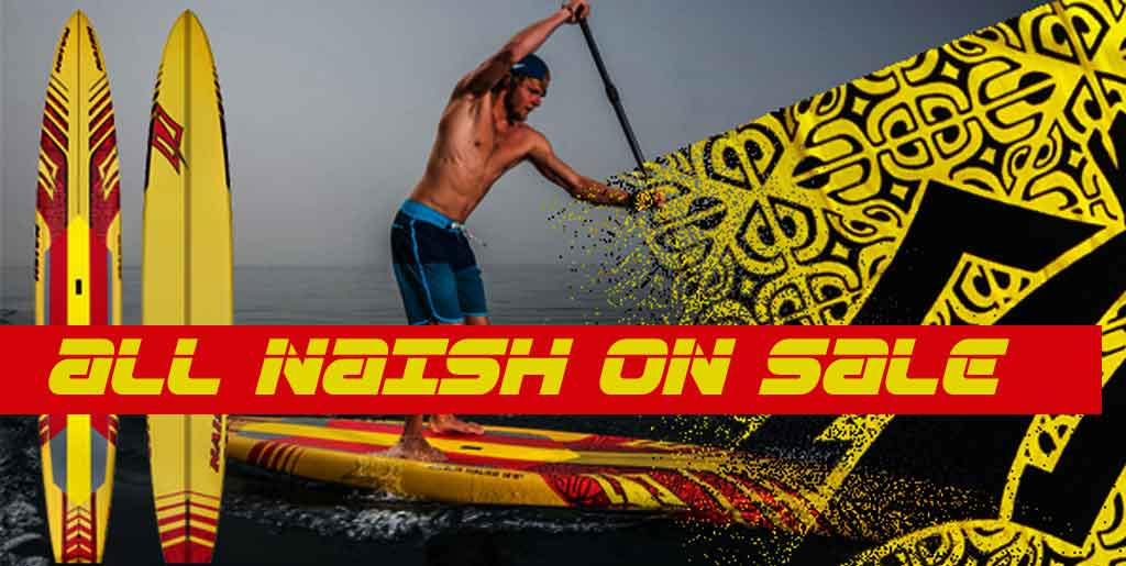 All Naish SUP on sale
