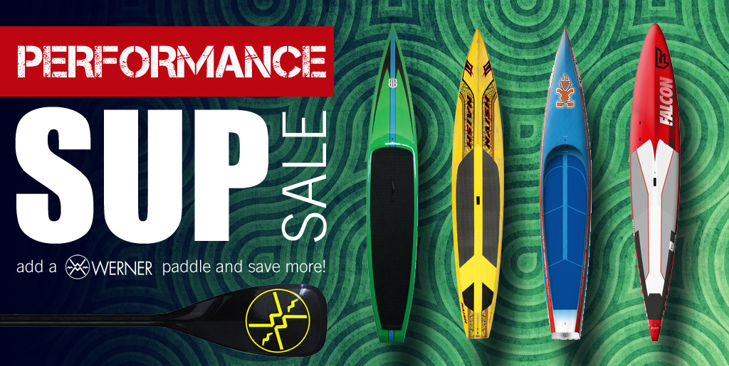 PERFORMANCE SUP SALE