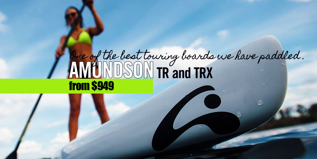 Amundson at Paddleboard Specialists