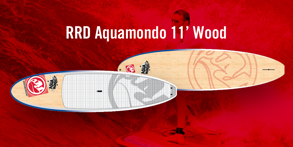 RRD Aquamondo 11' Wood