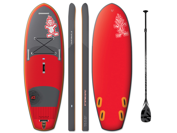 STARBOARD 9'6 x 36 Astro Stream DX Package